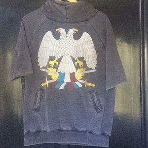 Wildfox Royal Eagle Hangover Hoodie